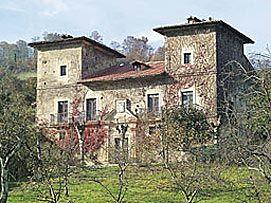 Palacio de Martimporra en Bimenes