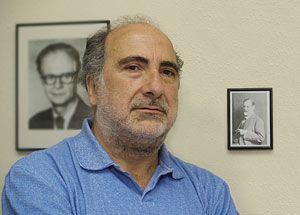 Marino Pérez. Psicólogo, coautor del libro