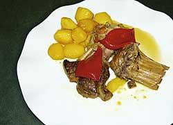 Jornadas Gastronómicas del Cabritu. Laviana