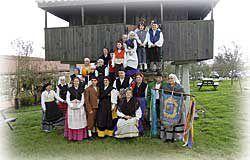 Agrupación Folklórica La Sidrina