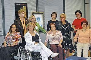 Asociación de Mujeres Discapacitadas de Asturias. Caminando por la vida