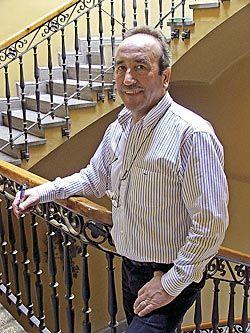 Manolo Fernández Tamargo. Concejal de festejos de Grado.