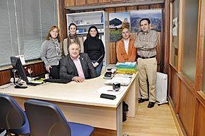 Miembros del Grupo de Acción Local