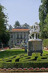 Versalles en Asturias. Palacio de Los Selgas