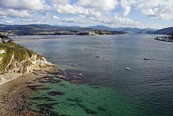 Ría del Eo. Castropol. Federación de Asociaciones Turísticas del Occidente de Asturias.