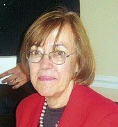 Ludivina García. Presidenta de la Asociación de Descendientes del Exilio Español.