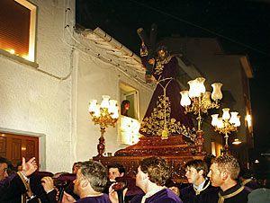 Semana Santa en Luarca.
