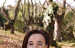 Mercedes Alvarez González. Consejera de Cultura y Turismo