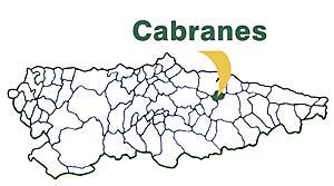 Concejo de Cabranes. Asturias