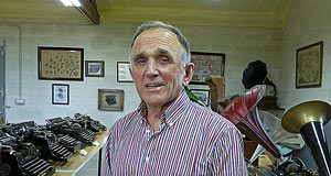 José Manuel Acevedo. Coleccionista particular