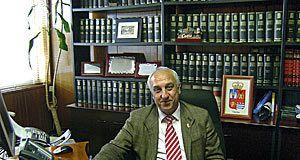 Salvador Méndez, Alcalde de Coaña
