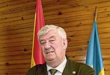 Salvador Fernández Vega. Alcalde de Gozón