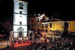 Noches de Velas y Estrellas: conciertos temáticos que animan las noches gozoniegas.
