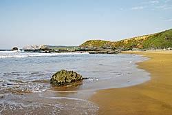 Playa de Verdicio. Asturias