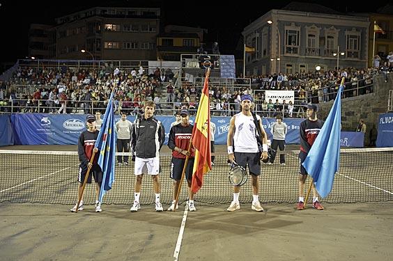 Club de Tenis Luanco.