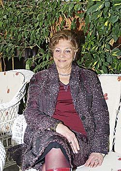 Matilde García-Mauriño. Escritora