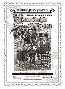 Cartel Asociación Cultural San Pedro de Sobrefoz