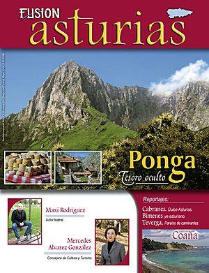 Fusión Asturias. Ponga, tesoro oculto