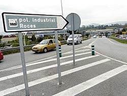 Polígonos Industriales de Roces y Porceyo (Gijón)