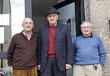 Mayores y muy activos . Asociación de Pensionistas y Jubilados El Hogar. Teverga