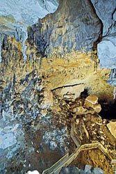 Cueva Huerta. Teverga