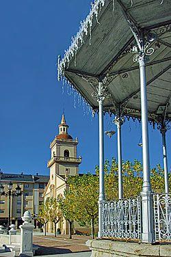 Plaza en Vegadeo