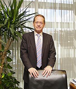 Aurelio Martín. Consejero de Medio Rural y Pesca.