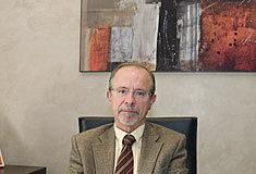 Jorge Marquínez, Presidente de la Confederación Hidrográfica del Cantábrico (CHC)