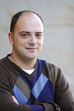 Rafael Daniel Perdiguer. Concejal de festejos de Mieres