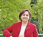 Alicia Bernardo Alvarez, representante de Unión de Campesinos Asturianos