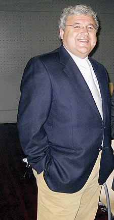 Román Antonio Alvarez, concejal de cultura del Ayuntamiento de Avilés