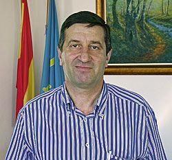 José Antonio Barrientos, alcalde de Boal.
