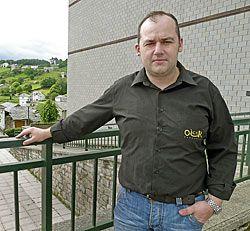 Juan José López, presidente de la Escudería Boal Competición