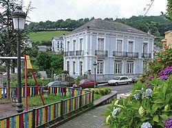 Villa Damiana, en Boal