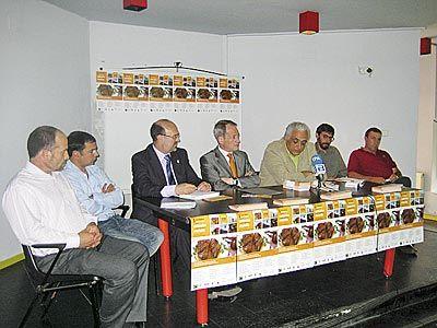 Presentación oficial de Jornadas Gastronómicas