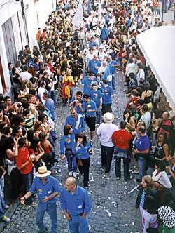 Fiestas de La Magdalena y La Virgen del Carmen de Cangas del Narcea