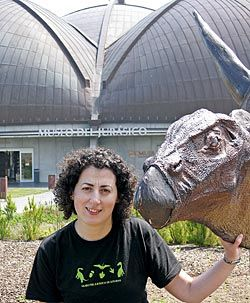 Beatriz Pandiello. Coordinadora del MUJA