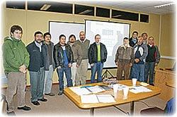 Curso Formación en Metodologías Didácticas de Calderería que, impartido en jornada intensiva en las dependencias de la propia Universidad, se prolongó hasta el 4 de junio.