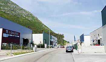 Polígono Industrial de Guadamía