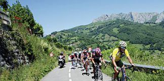 Vuelta Ciclista a la Montaña Central