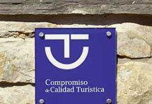 Logotipo de Compromiso de Calidad Turística