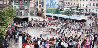 Festival de la Sidra de Nava