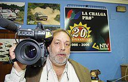 Luis Ribaya, Director de NTV