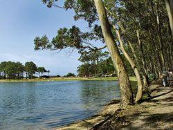 La Poza, espacio natural de Navia.
