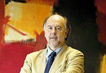 Jaime Rabanal, Consejero de Economía y Hacienda.
