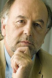 Jaime Rabanal. Consejero de Economía y Hacienda.