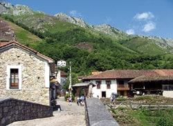 Soto de Agues, Sobrescobio. Foto: Fusión Asturias