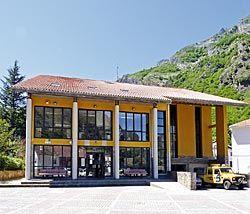 Centro de Interpretación del Parque Natural de Redes
