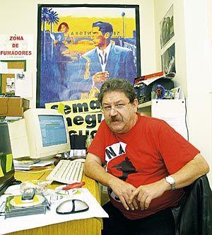 Paco Ignacio Taibo II, Escritor y Director de la Semana Negra de Gijón