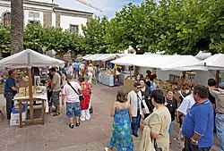 Feria Campomar. Foto: Juanma